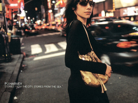 🔥 REHEATED - PJ Harvey - Stories From The City, Stories From The Sea