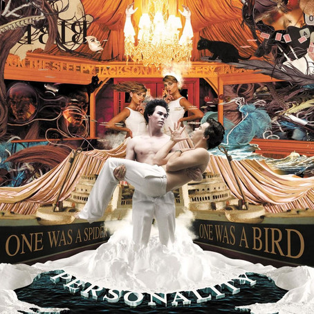 🎈 1️⃣5️⃣ 🤡 - The Sleepy Jackson - Personality: One Was A Spider, One Was A Bird
