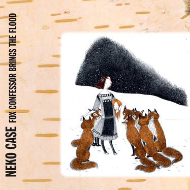 🎈 1️⃣5️⃣ 🤡 - Neko Case - Fox Confessor Brings The Flood