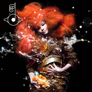 🎈 1️⃣0️⃣ 🤡 - Björk - Biophilia