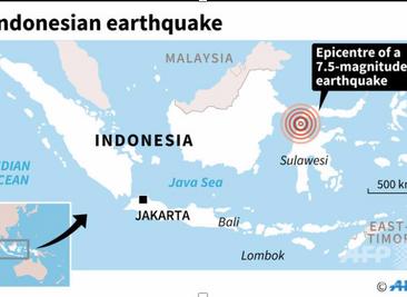 インドネシア 医療支援活動報告1日目