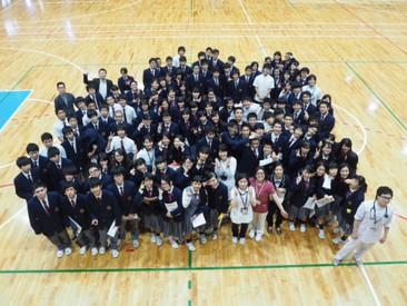 学校法人 興南学園訪問