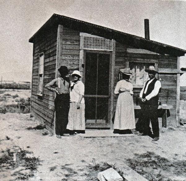 Jackson, Thomas, Gertrude Smith, Ida Smi