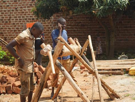 Spendenaktion zum Bau von 5 Brunnen