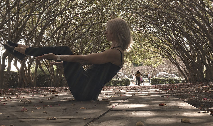 Consciously Jenny - Encouraging health through conscious movement