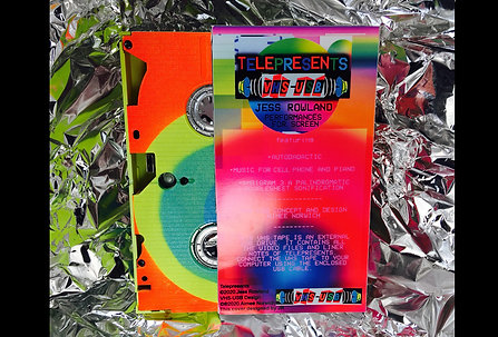 Telepresents VHS-USB (plus digital download)