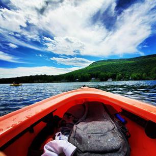 Lake Elmore July 2020