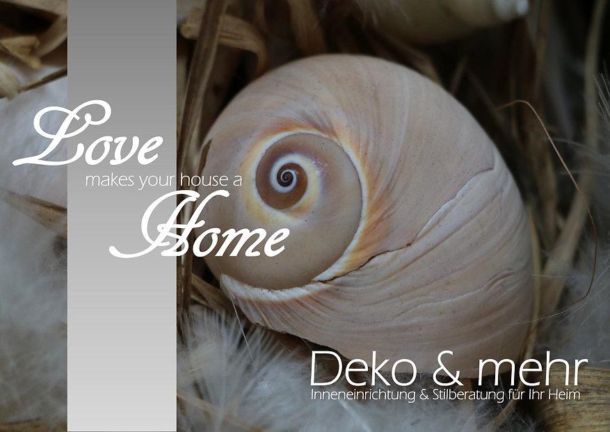 Deko und mehr - Inspirationen zum Wohnen und Wohlfühlen mit Coni Lago