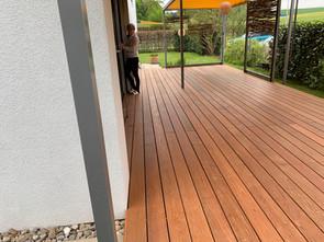 Holzbau Ott Terasse Holzboden