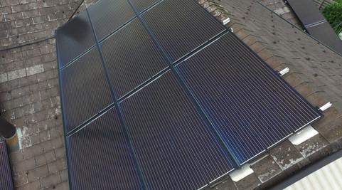 Solaranlage in Ägeri ZG