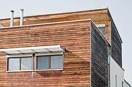 Fassade erneuern mit Holzbau Ott
