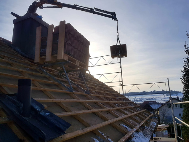Holzbau Ott Dacharbeiten