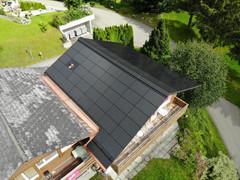 Dachsanierung Ferienhaus