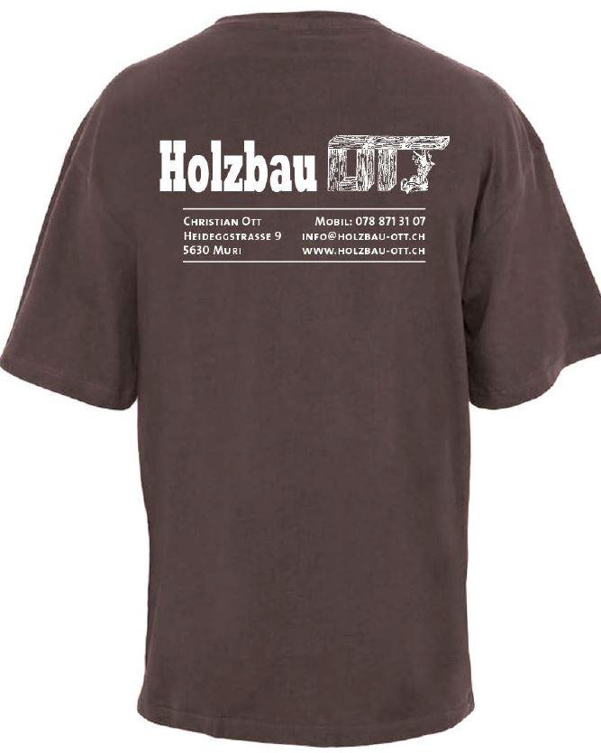 Holzbau Ott T-Shirt