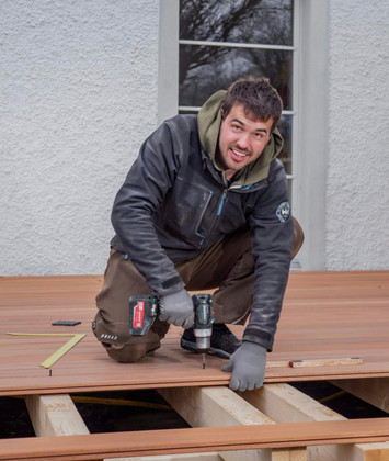 Holzbau Ott in Action!