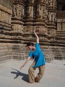 סיפור מסע בהודו
