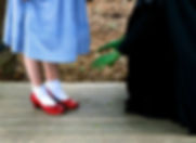The Wicked Witch of the West Covets the Magic Slippers