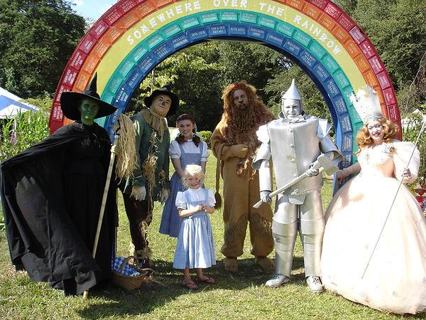 Illinois Wizard of Oz Festival, 2017.