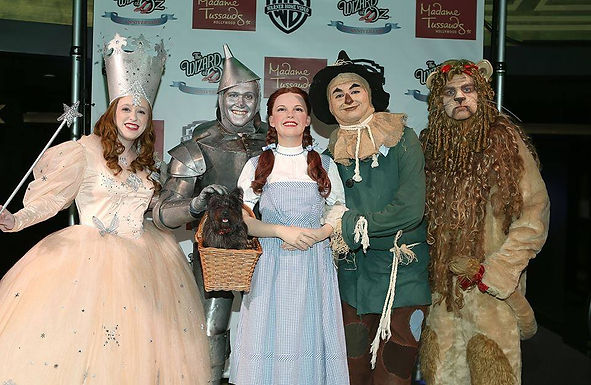 The Spirit of Oz at the 75th Anniversary Celebation in Hollywood