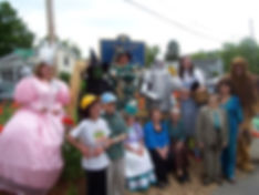 The Spirit of Oz at Oz-Stravaganza!, 2009.