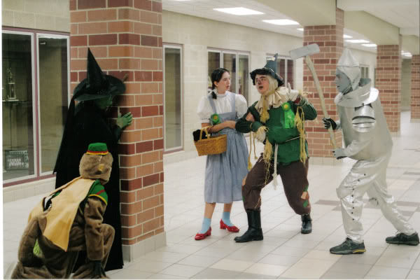 The Originl Spirit of Oz Cast, 2005