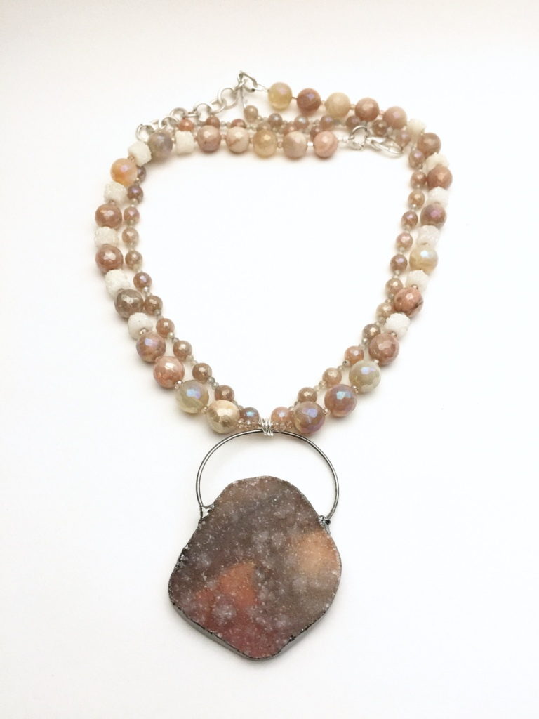 moystic moonstone 2 strand
