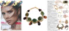 minneapolis jewelry artist, gemstone jewelry designer, one of a kind jewelry artist, camba jewelry in magazines