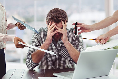 Self, Stress & Time Management