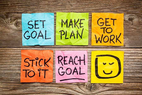 Planning, Goal Setting, Decision Making & Control for Optimal Results