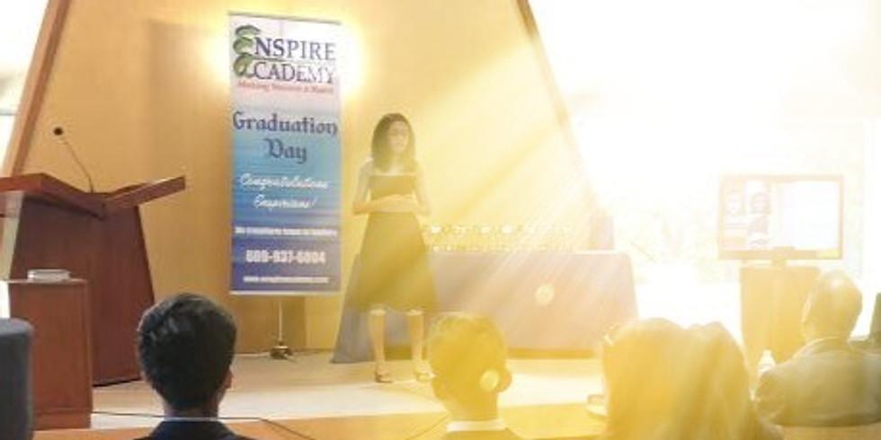 Enspire Graduation Event (Morning)
