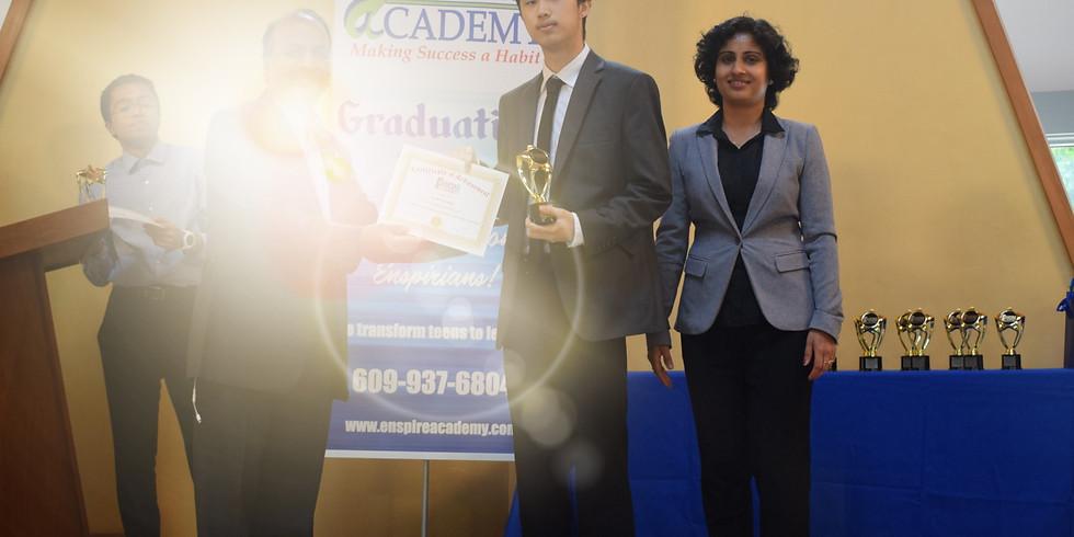 Enspire Graduation Event