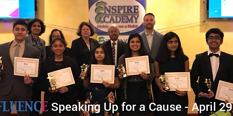 Enfluence 2018 - Speaking up for a cause