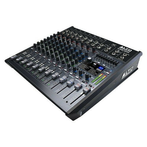Table Professionnal Alto Live 1202