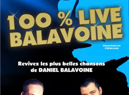 100 % LIVE BALAVOINE