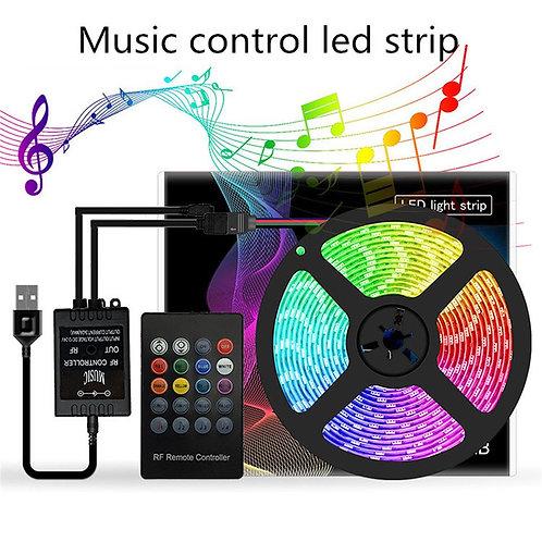 Bande lumineuse RGB Led, Flexible