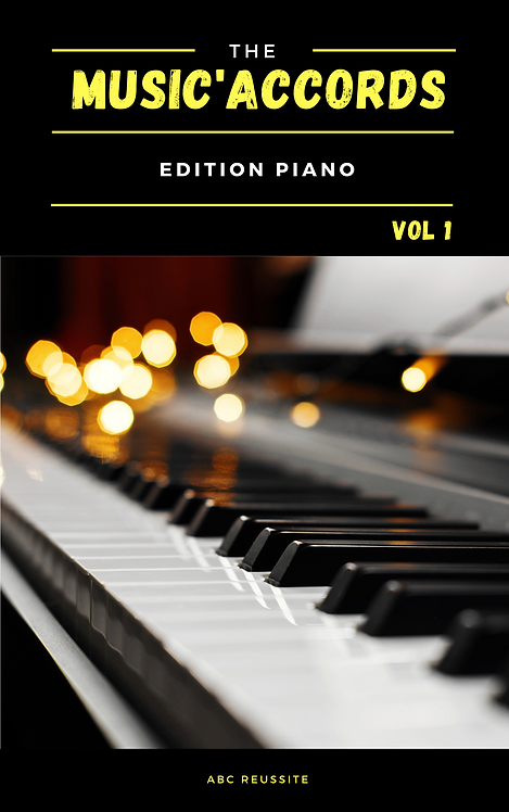 MUSIC'ACCORDS Edition Piano Vol 1