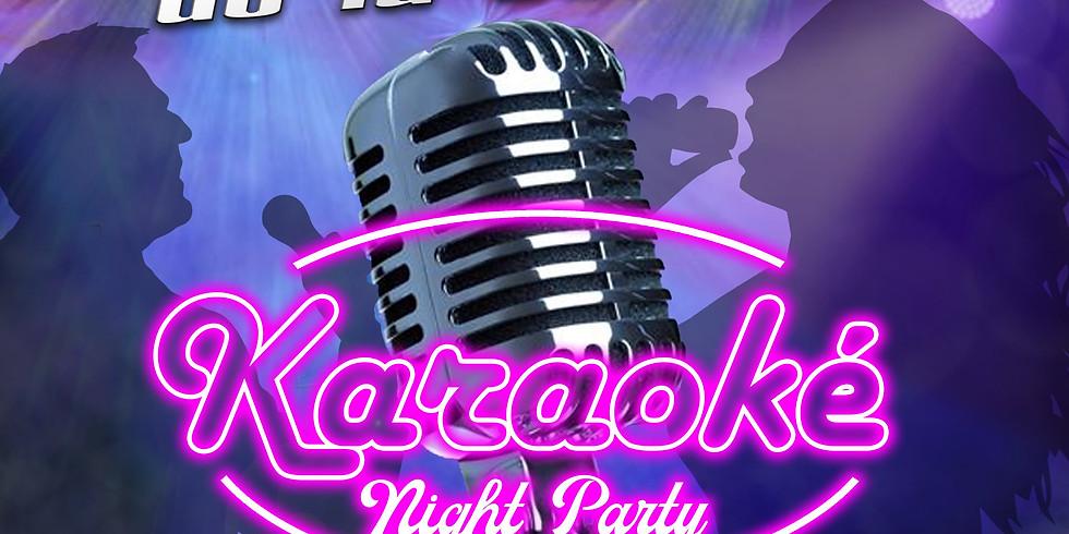 Soirée KARAOKE NIGHT PARTY