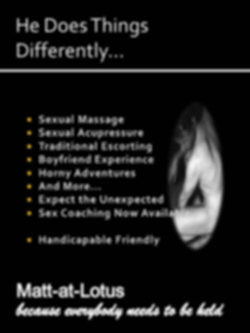 Man Deep Tissue Massage Terms of Erotic Services
