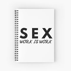 Sex Work Stationary Mat Valentine-Chase Store