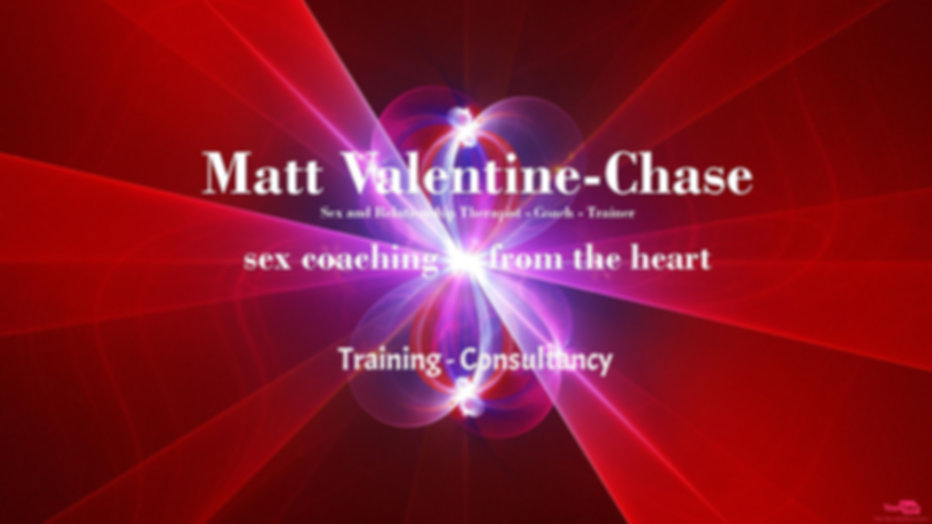 Training In London and Consultancy For Sex Issues
