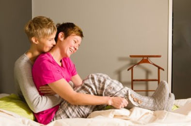 Lesbian relationship couple counselling