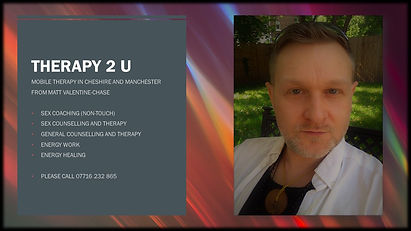 Therapy 2 U Mobile Therapy UK