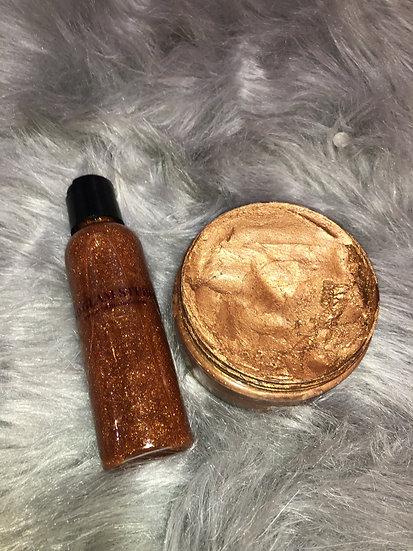 ND Bronze Butter & Oil Combo