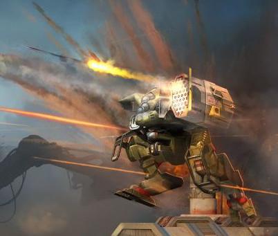 WAR ROBOTS 02 - VOX BROTHERS