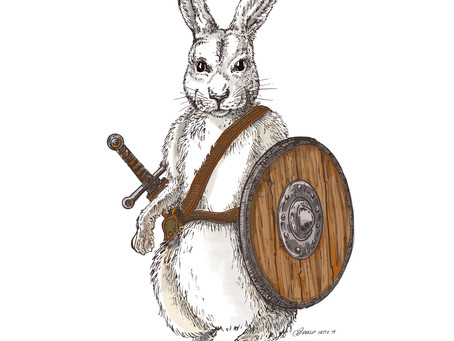 About Henry the Rabbit