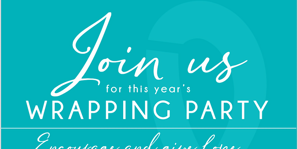 SC+W Presents: The Sunshine Box Wrapping Party!