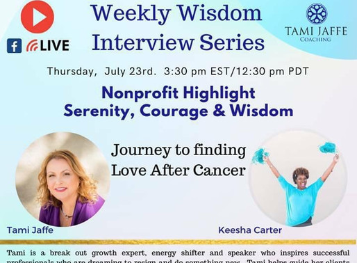 How SC+W Came to Be - A Nonprofit Spotlight Series with Tami Jaffe
