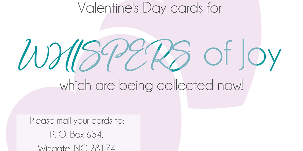 Whispers of Joy - Valentine's Day (Chat & Create)