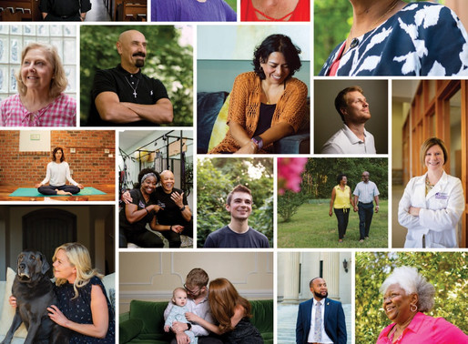 The Unexpected Gift: Profiles in Courage from Cancer Survivorship