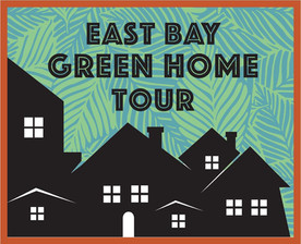 East Bay Green Home Tour on June 6 & 13, 10AM-2PM